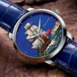 Ceasuri elvetiene de la Ulysse Nardin, dedicate lui Cristofor Columb