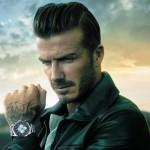 David Beckham da ora exacta pentru Transoceanic Cronograph Unitime