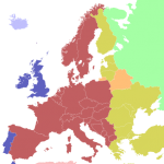 Ora exacta in Europa