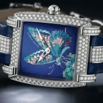 Ora exacta a elegantei: Caprice Butterfly de la Ulysse Nardin