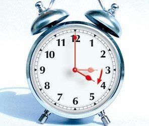 ora exacta ceas inainte