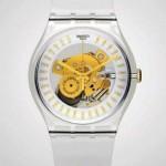 Swatch da ora exacta de 30 de ani