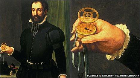 primul ceas din lume
