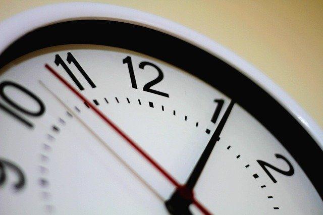 ceasul acum